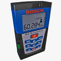 Bosch DLE 70 Laser Range Finder