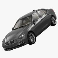 BMW 3 Series F30 Modern Line 2013