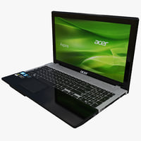laptop acer aspire 3d max