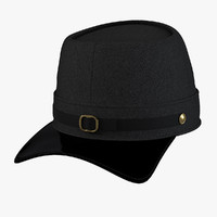 Navy Blue Union Civil War Hat