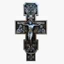 crucifix 3D models