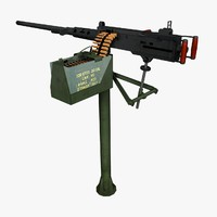Browning M2 Stand
