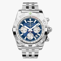 Breitling Chronomat Metalica Blue