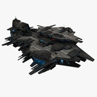Space Station Fighter 1