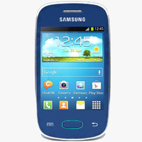 Samsung Galaxy Pocket Neo S5310 Blue