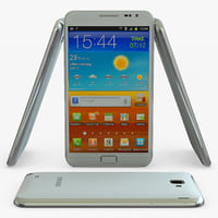 white samsung galaxy note 3d 3ds