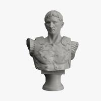 Augustus de Prima Porta Bust