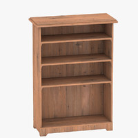 3d liatorp bookcase model