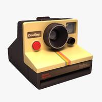 maya polaroid camera