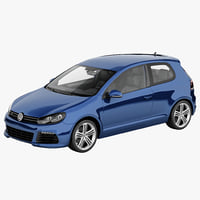 Volkswagen Golf R 2013