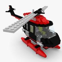 Helico Lego Set 5590