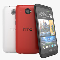 HTC Desire 601 All Available Colors Smartphone