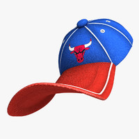 3d max cartoons cap
