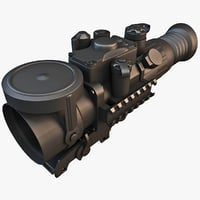 Night Vision Rifle Scope Yukon Phantom 4x60