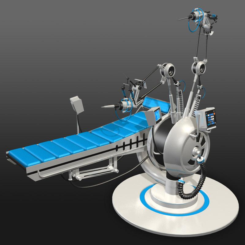 futuristic medical bed 3ds futuristic beds by fanstudio interior design