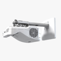 Epson EB-1410Wi Ultra Short Throw Interactive Projector