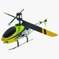 Mini Helicopter 03