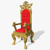 Kings Throne Chair