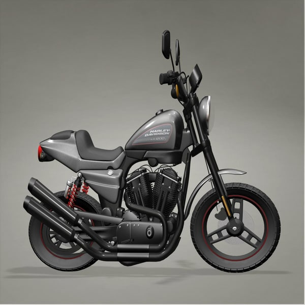 Harley Turbo Review: Max Harley Davidson Xr1200