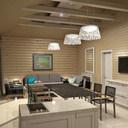 cabin 3D models