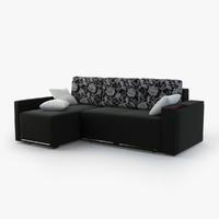 3d corner sofa fresh model