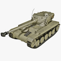 AMX-13 French Light Tank