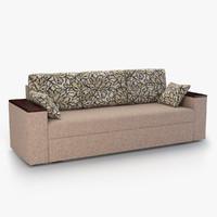 3d sofa natali model
