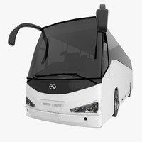 maya king long xmq6127 bus
