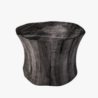 Log Coffee Table 02