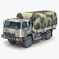 US Military Truck Cargo M1078 LMTV