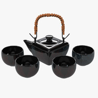 maya chinese tea set