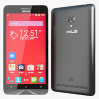 Asus ZenFone 6 Black Color