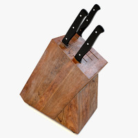 kitchen knife block max