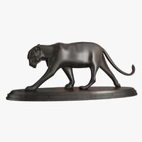 tiger antiques 3d max