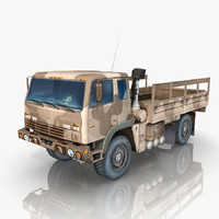Military Truck Cargo M1078 LMTV