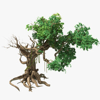 Fantastic Tree Model 2
