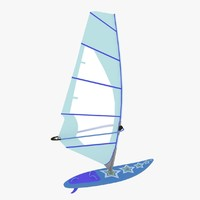 Windsurfing Freestyle Board
