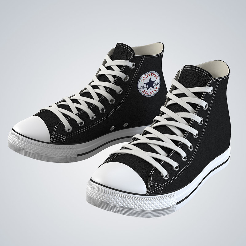 b High Top Converse All Star High Tops Clear Rubber Shoes Chuck Taylor platform sport teenager boy men  outlet  optial navy0001.jpg