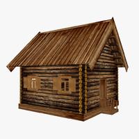 house hut cottage max
