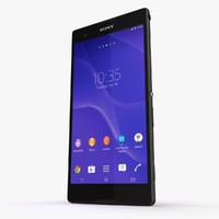 sony xperia t2 ultra 3d model