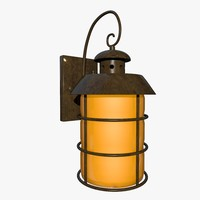 3ds outdoor lantern