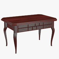 maya classical writing desk