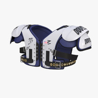 Football Shoulder Pads