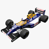 1 williams fw14b max