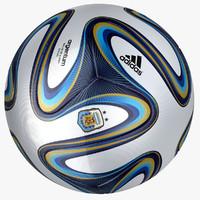 Adidas Argentum 2014 Ball