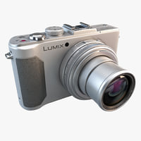 3ds panasonic lumix dmc-lx7w
