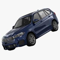 3d model bmw x5 m sport