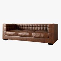 andrew martin sofa 3d model
