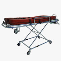 Ambulance Bed 01