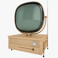 Retro Philco Predicta TV